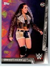 2018 WWE Women's Division #27 Sarah Logan