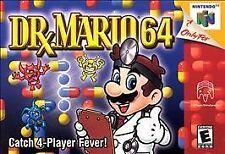 Dr. Mario 64 (Nintendo 64, 2001)