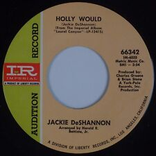 JACKIE DeSHANNON: Holly Would / Laurel Canyon USA Imperial DJ PROMO 45