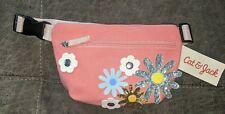 NWT Girls Cat & Jack Pink Floral Fanny Pack Belt Bag