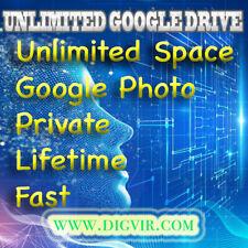 Gsuite Google Drive Unlimited Private ✨ Google Photo ✨ Hangout strong domain