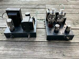 Stancor Williamson 807 Tube Amplifier, single