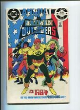 BATMAN and the OUTSIDERS #1 Annual DC Comic 1984 F/VF