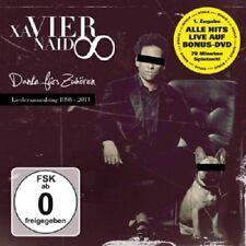 XAVIER NAIDOO - DANKE FÜRS ZUHÖREN  CD + DVD NEUF