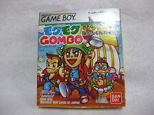 Mog Mog GOMBO Game Boy Nintendo Japan RPG GB