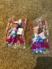 Madam Alexander Cinderella and Prince Charming dolls-Happy Meal New and Sealed