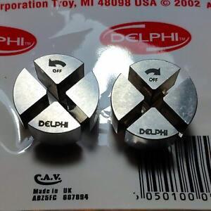 Transfer Pump Rotor Nut Dpa Dps Cav Lucas Delphi 7123-18F 18D LEFT RIGHT HAND