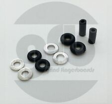*GRiND FINGERBOARDS* Standard GFB O-Ring Bushings Fingerboard Tuning Kit - BLACK