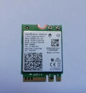 Intel 9260NGW M.2 WiFi + Bluetooth Module Wireless Card
