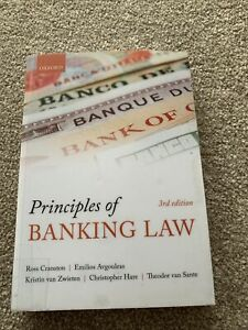 Principles Of Banking Law 3rd Edition