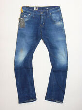 G-Star Raw 50783 ARC 3D Slim Med 34x34 Aged Destroy RRP £159 Maldon Denim Jeans