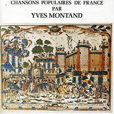 Yves Montand - Chansons Populaires [New CD] France - Import