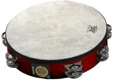 "Remo TA520852 Tambourine, Pretuned, 8"" Diameter, 8 Pairs Jingles"