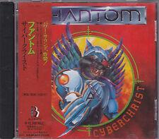 PHANTOM - cyberchrist CD japan edition