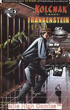 KOLCHAK TALES: FRANKENSTEIN AGENDA (2006 Series) #3 Near Mint Comics Book