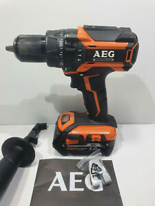 AEG 18v Brushless Drill + 5Ah Battery No charger