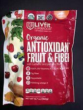 BetterBody Foods Organic Antioxidant Fruit and Fiber Superfood Blend Exp.09/2020