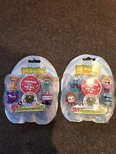 MOSHI Monsters 2 New Packets Figures Collection Series 4 Rare Surprise Moslings
