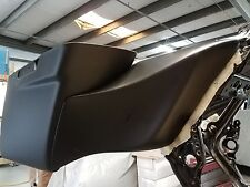 HARLEY DAVIDSON 4.5 SIDE COVERS FOR STRETCHED SADDLEBAGS TOURING BIKES 2014-2015
