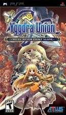 Yggdra Union : We'll Never Fight Alone (Sony PSP) BRAND NEW SEALED