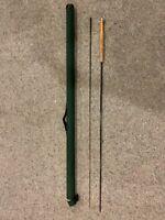 Bill Ballan No Reel Fly Fishing Rod 8' For 4wt Rare Vintage Custom