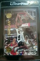 1997 PRESS PASS GOLD #1 TIM DUNCAN ROOKIE SAN ANTONIO SPURS WAKE FOREST MINT