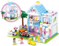 Sluban M38 B0535 Maison familiale Série Dream Girl's briques compatibles lego