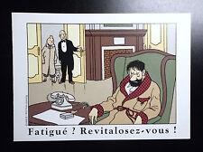 Publicité Tintin Revitalose 1993