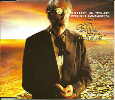 Genesis Paul Carrack MIKE & THE MECHANICS Beggar w/ EDIT & 2 UNRELEASE CD single