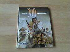 ALBUM DOUBLE XIII TROIS MONTRES D'ARGENT LE JUGEMENT