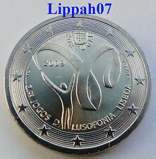 Portugal speciale 2 euro 2009 Lusofonia UNC
