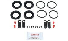 for NISSAN 350 Z 2002-2009 REAR L & R Brake Caliper Seal Repair Kit (4022)