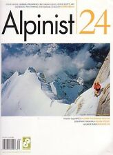Mountaineering: Climbing, Alpinist Magazine #24 - Brand New, Unread