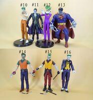 "DC Direct Comics Collection Batman Arkham Asylum JOKER Bizarro action figure 6"""