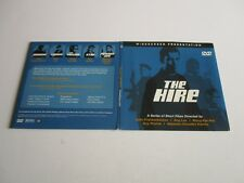 THE HIRE DVD Widescreen BMW Fims 5 Short Fims Ambush/Chosen/The Follow/Star/Powd