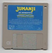 JUMANJI GIOCO USATO PC FLOPPY VERSIONE ITALIANA ML3 44875