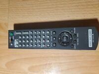 Sony Video DVD VCR Combo Remote RMT-V501A SLV-D201P D300P