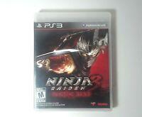 Ninja Gaiden 3: Razor's Edge (Sony PlayStation 3, 2013)