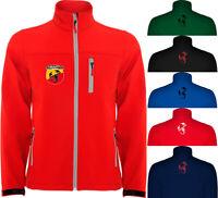 FIAT Abarth Softshell Jacket Travel Coat Racing Jacke Veste Parka Blouson Gift 2