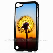( For iPod Touch 6 ) Back Case Cover AJ10515 Dandelion