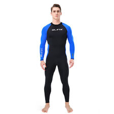 New listing SLINX Men Wetsuit Quick Dry Long Sleeve Full Body Water Sports Diving Suit