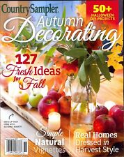 Country Sampler Special Issue Autumn Decorating 2017
