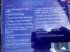 Live Jazz Party <> Chet Baker / Roland Kirk / Art Blakey/Stan Getz / Wes /SONNY