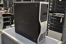 DELL T5500 2x Intel E5649 2.53Ghz 6-Core XEON 48GB RAM 2TB HD Quadro 2000 WIN10