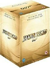 James Bond Ultimate  Collection   42 Disc Set          Fast  Shipping