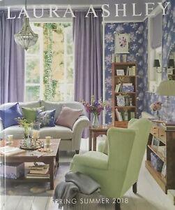 Laura Ashley Catalogue - Spring / Summer 2018