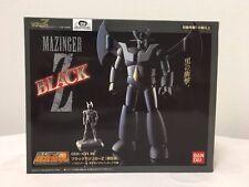 Bandai Warrior GX-01B black Mazinger Z chogokin metal diecast figure JAPAN NEW