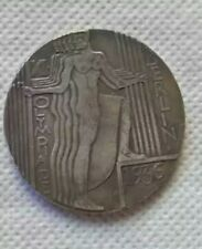 1936 Berlin Germany Olympic Medals X 2 Souvenirs Olympics