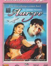 AARZOO - ORIGINAL BOLLYWOOD DVD -  Akshay Kumar, Saif Ali Khan, Madhuri Dixit.