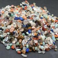 200g Natural Tumbled Mixed Crystal Quartz Assorted Bulk Mixed Healing Specimen